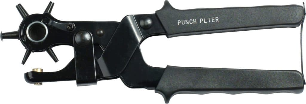 Heavy Duty Leather Punch