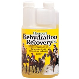 Horsport Rehydration and Recovery 1L