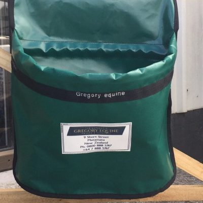 GREGORY EQUINE PVC FEED BIN BAG