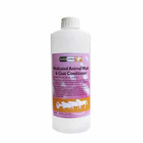 Medicated Shampoo AHD 500ml