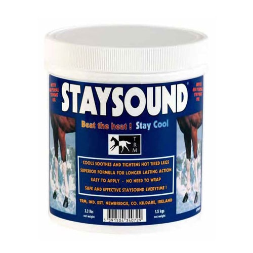 Staysound Clay Poultice 5kg