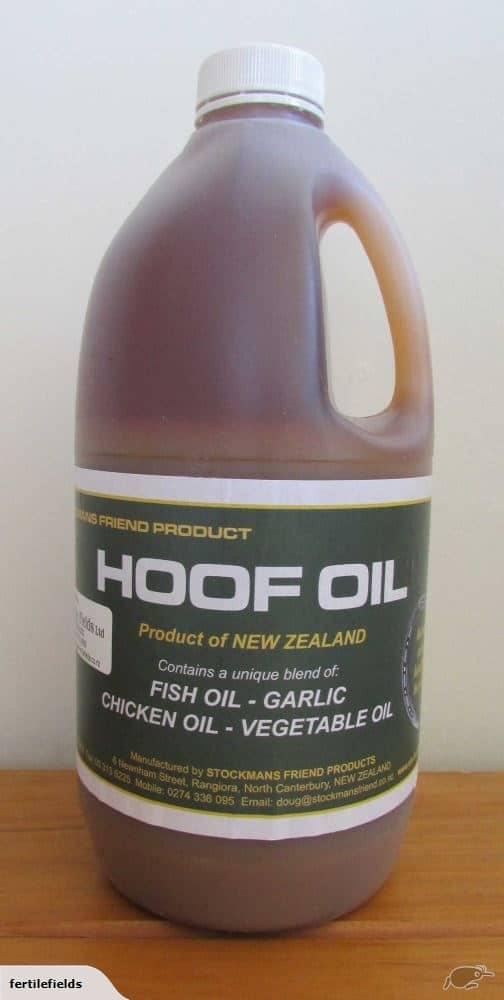 Stockmans Friend Hoof Oil 2L