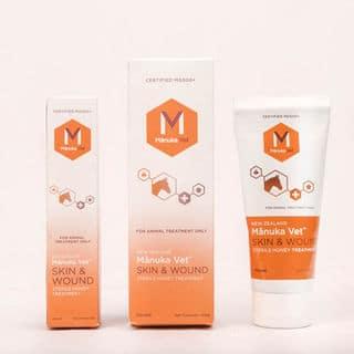 Manuka Vet Skin and Wound Gel 100mls